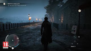 Assassin's Creed Syndicate - Evie Gameplay [PS4]