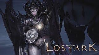 Lost Ark - Berserker - Ninja Dungeon - Full Run - CBT2 Gameplay