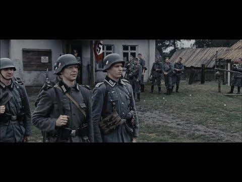 ПРОВОКАЦИОННЫЙ ФИЛЬМ! ИСТОРИЯ ДЕРЕВНИ ПОДКОНТРОЛЬНОЙ НЕМЦАМИ/ФАШИСТАМИ! Враги. Военный фильм