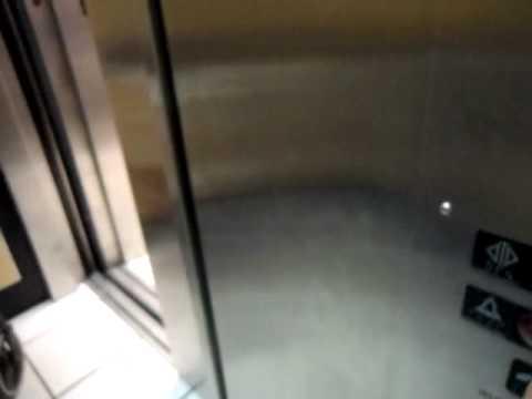 Thyssenkrupp Northern Hydraulic Elevators @ The Bay in Bramalea City Centre in Brampton
