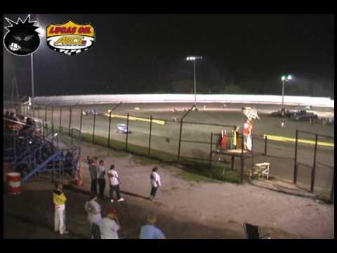 ASCS2 @ Creek County Speedway Highlights 5-30-10