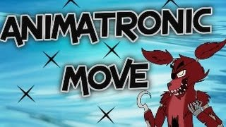 How to make animatronics move on your game (Roblox)