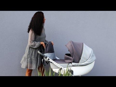 Wózek dziecięcy - Anex m/type