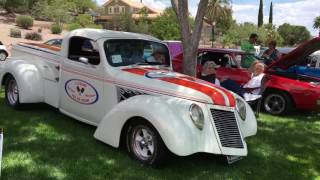 Best Dam Car Show Boulder City NV