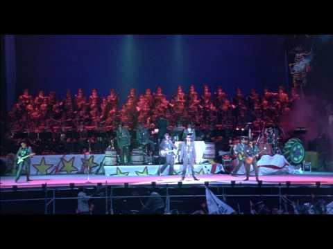Leningrad Cowboys  Knockin on Heavens Door HD 1080p