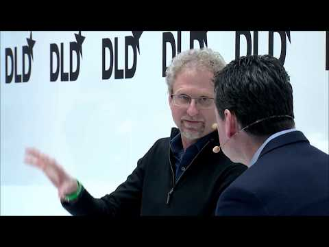 Human & Machine (Paul Daugherty, Accenture & Greg Williams, WIRED UK) | DLD 18