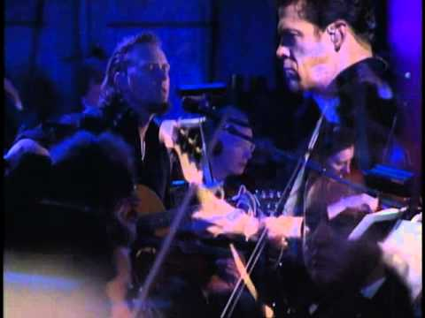Metallica   Nothing Else Matters Live With Philarmonic Orchestra Vob