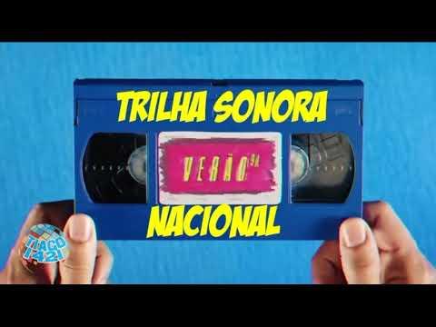 TRILHA SONORA NACIONAL DA NOVELA DAS 7 VERÃO 90