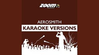 I Don't Wanna Miss a Thing (Karaoke Version) (Originally Performed By Aerosmith)