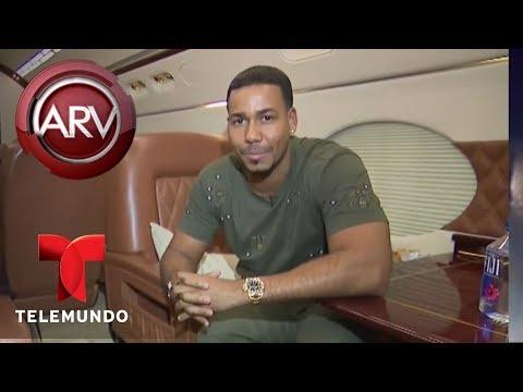 Romeo Santos abrió su corazón y reveló algunos secretos | Al Rojo Vivo | Telemundo