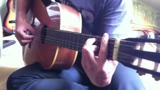 Chiều nay kg có mưa bay - Guitar HVTC