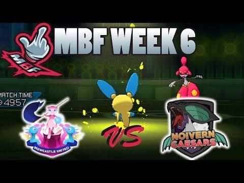 Is this it?! MBF Week 6 vs HDVee - Pokemon Metronome Battle