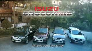 2015 Isuzu Crosswind Launch Video