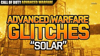 نداء الواجب: الحرب المتقدم - الطاقة الشمسية خلل عالية الحافة بقعة [AW مواطن الخلل]