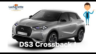 🆕ARRIVAGE🆕 DS3 CROSSBACK