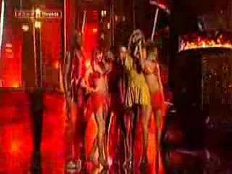 Javine - Touch My Fire (Live At Eurovision 2005)