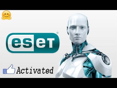 How To Install Eset & Activate Lifetime | 2017 | Easy To Do