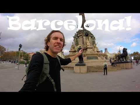 A Tour of BARCELONA: Amazing Art, Architecture, Music & More