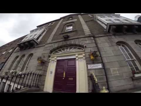 How to get to the Dublin International Hostel?