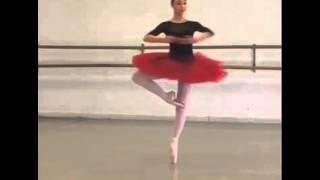 Sophia Lucia - Turns on Pointe
