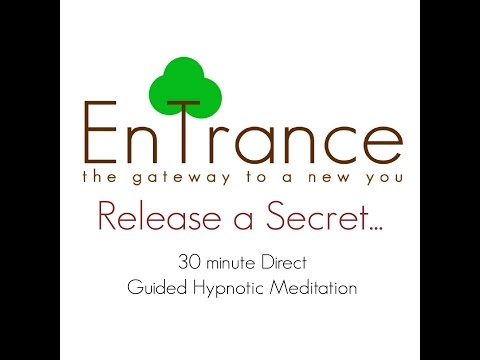 (30') Release a Secret - Releasing repressed memories - Guided Self Help Hypnosis/Meditation.