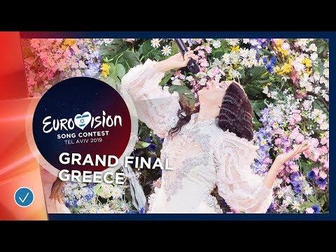 Greece - LIVE - Katerine Duska - Better Love - Grand Final - Eurovision 2019