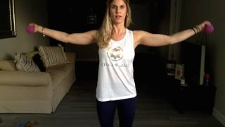 5 minute Arm Toning Workout