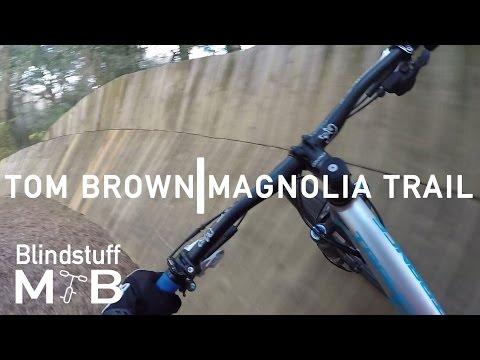 Mountain Biking Tom Brown Park in Tallahassee - Magnolia Trail