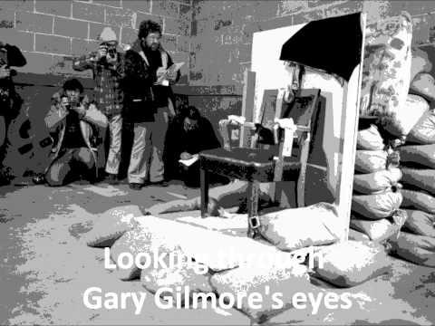 the adverts gary gilmore's eyes (lyrics)