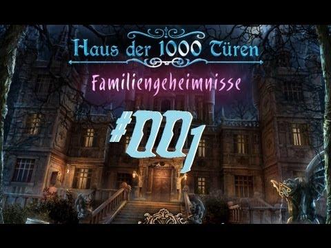 Lets Play Haus Der 1000 Türen Familiengeheimnisse 001 Ein