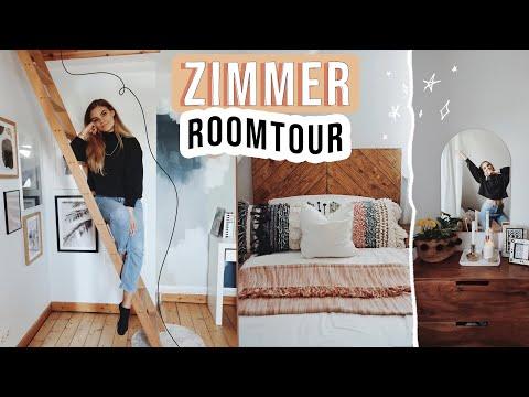 Zimmer Renovierung Teil 4 - RoomTour & Deko // I'mJette