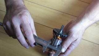 Якір для конаковской дрилі иэ-1505, іе-1511