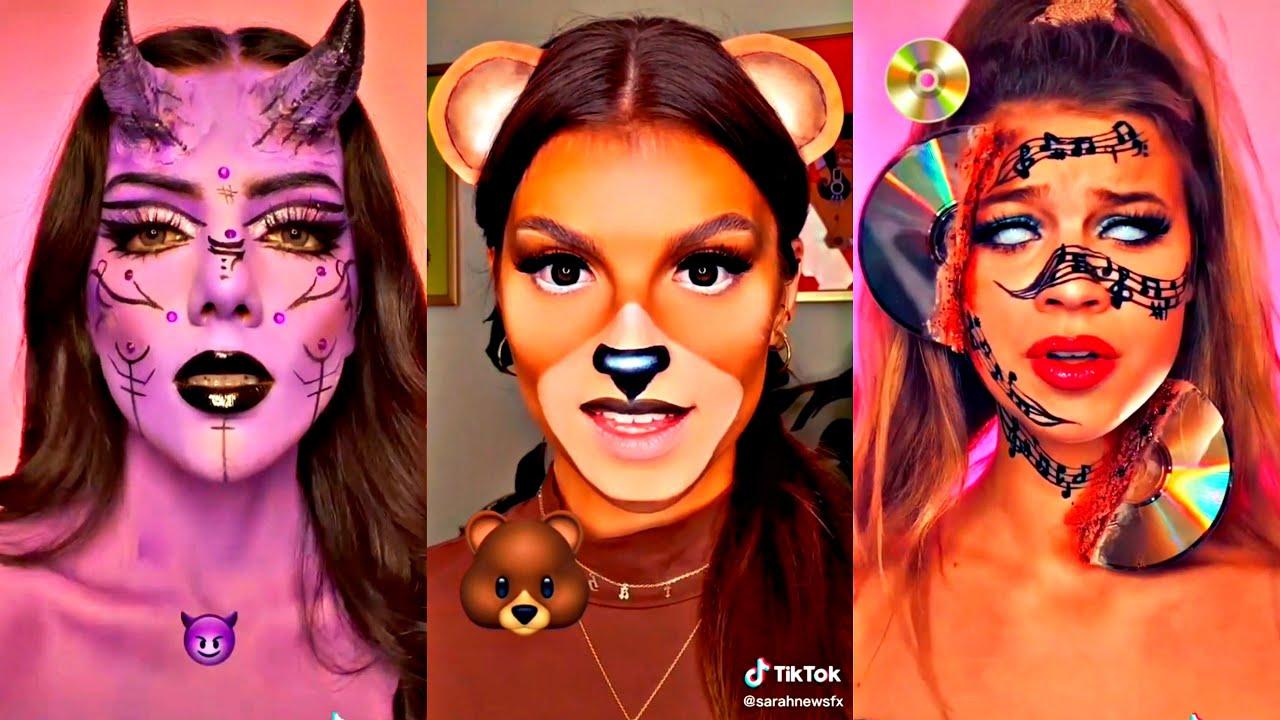 Download Makeup Inspired By Emojis   TikTok Emoji Makeup Challenge