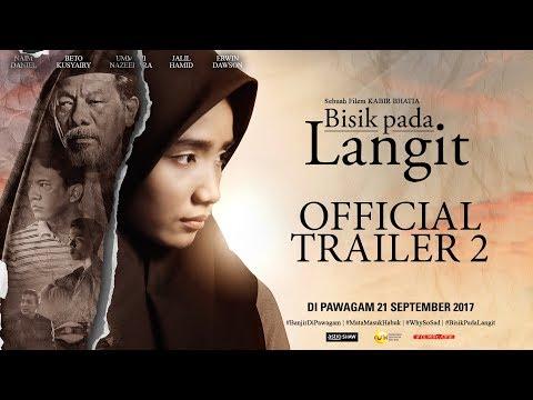 BISIK PADA LANGIT - OFFICIAL TRAILER 2 HD (Di Pawagam 21 September 2017)