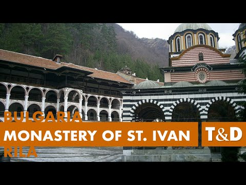 Monastery of Saint Ivan of Rila - Bulgaria Travel Guide - Travel & Discover