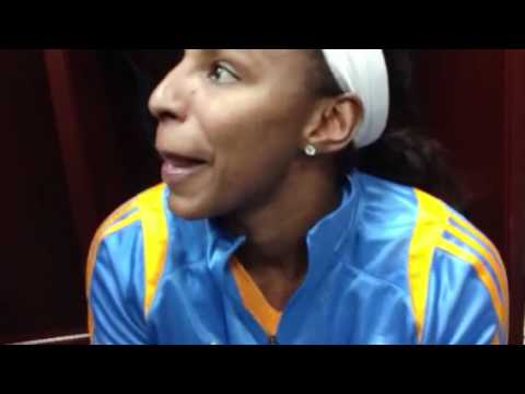Chicago Sky's Shay Murphy postgame 7.1.12