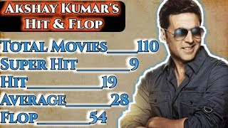 Akshay Kumar Hit And Flop Movie List