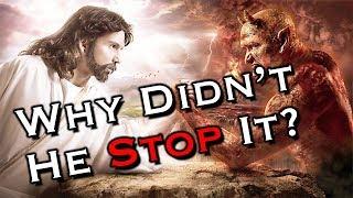 Why did God allow SIN? SATAN? EVIL?