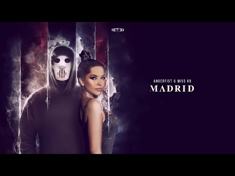 Angerfist & Miss K8 - Madrid