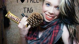 I ♥ FALL TAG