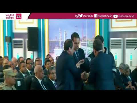Egypt's Sisi inaugurates Zohr gas field
