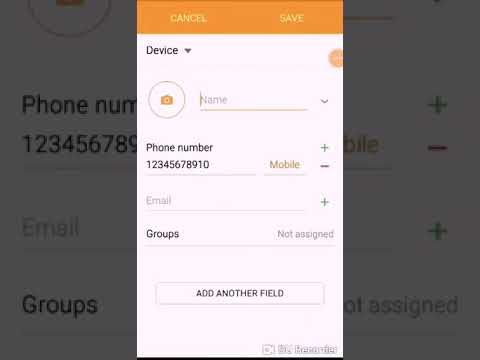 How To Set Contact Ringtone In Samsung Mobiles - J2/j3 And More