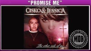 "Cisko&Jessica ""PROMISE ME"" (Lyrics video)"