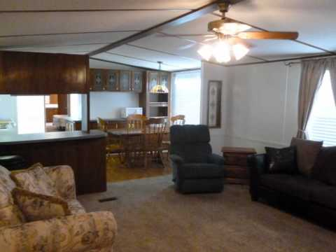MH 16 Furnished Home for Rent Lakefront Community Near Myrtle Beach