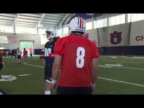 Auburn Opens Preseason Camp