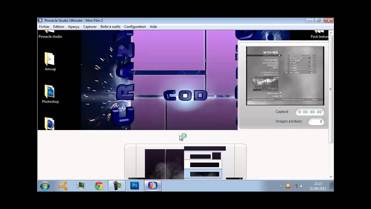 pinnacle studio 16 gratuit 01net