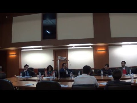 The Working Group Meeting on Energy and Environment 01.04.2016 (Part III)