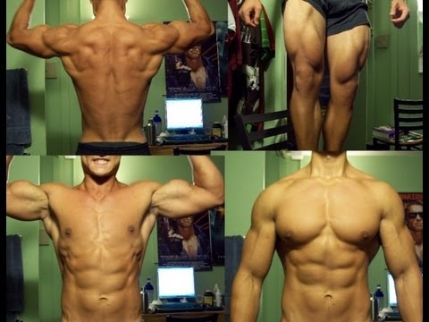 WoW Addicts Muscle Transformation Body Before And After