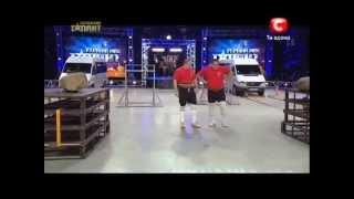 Украина мае талант 5 сезон - Богатыри