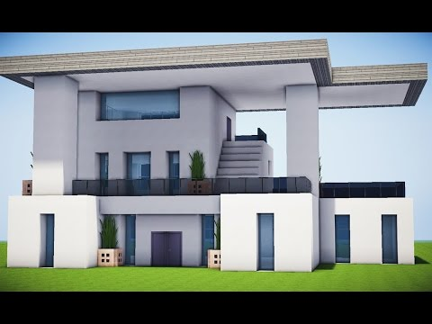 Full download casas elegante de minecraft pe 0 13 0 parte 6 for Casas modernas no minecraft